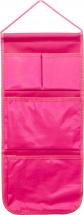 Кармашки для детского сада в шкафчик 58х26 см, розовый