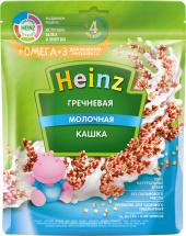 Каша Heinz молочная гречневая с Омега-3 с 4 мес 200 г