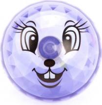 Мяч-прыгун Милашка со светом 6,5 см