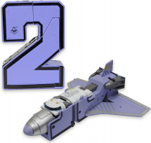 Трансботы XL 1Toy Боевой расчет ВКС. Цифра 2