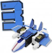 Трансботы XL 1Toy Боевой расчет ВКС. Цифра 3