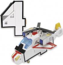 Трансботы XL 1Toy Боевой расчет ВКС. Цифра 4