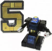 Трансботы XL 1Toy Боевой расчет ВКС. Цифра 5
