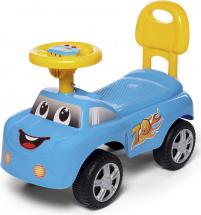 Каталка Baby Care Dreamcar музыкальный руль, синий