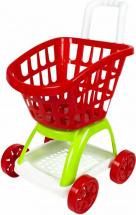 Тележка Kinderway для супермаркета, красная
