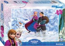 Пазлы Steppuzzle Disney Холодное сердце 35 элементов
