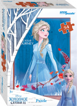 Пазл StepPuzzle Disney Холодное сердце-2 54 элемента