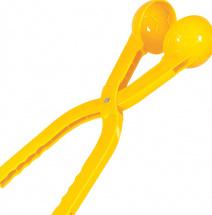 Снежколеп ABtoys Футбольный мяч, желтый