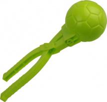 Снежколеп ABtoys Футбольный мяч, зеленый
