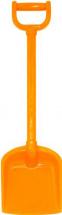 Лопата MPSport 50 см, оранжевый