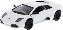 Машинка Kinsmart Lamborghini, белый