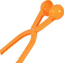Снежколеп ABtoys Футбольный мяч, оранжевый