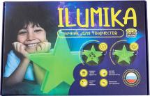 Набор для создания ночника ILUMIKA Звезда