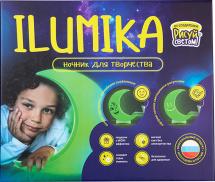 Набор для создания ночника ILUMIKA Луна