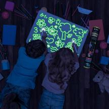Планшет для рисования светом Freeze Light Лайт А3