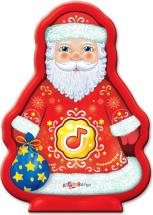Музыкальная игрушка Азбукварик Новогодние игрушки. Дед Мороз