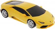 Машинка AutoTime Lamborghini Huragan LP610-4, желтый