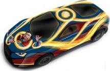 Машинка AutoTime Marvel Мстители