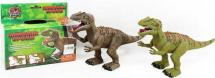 Динозавр со световыми и звуковыми эффектами