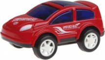 Машинка AutoTime Cartoon Offroad Car, красный