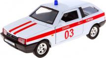 Машинка AutoTime Lada 2108 Скорая помощь