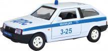Машинка AutoTime Lada 2108 ДПС