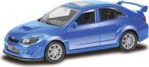 Машинка AutoTime Subaru WRX STI, синий