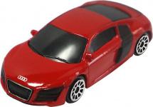 Машинка AutoTime Audi R8 V10, красный