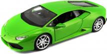 Машинка AutoTime Lamborghini Huragan LP610-4, зеленый