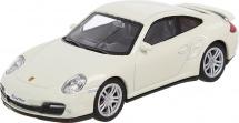 Машинка AutoTime Porsche 911 Turbo, белый