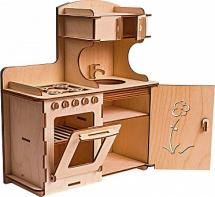 Мебель для кукольного домика Polly Кухонный гарнитур