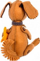 Набор для шитья игрушки Перловка Гав и Мяу