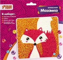 Мозаика алмазная Color Puppy Лиса