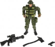 Фигурка Солдат с оружием