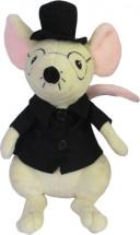 Мягкая игрушка Fluffy Family Сэр Мышь 20 см