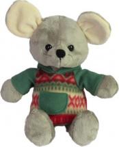 Мягкая игрушка Fluffy Family Мышонок Малыш 18 см