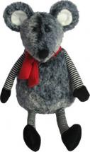 Мягкая игрушка Fluffy Family Мышонок Клаус 18 см