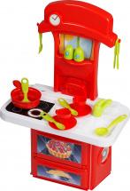 Мини-кухня Halsall Toys International Smart электронная