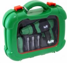 Дрель Halsall Toys International Smart в чемоданчике