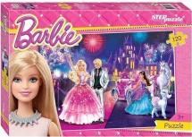 Пазлы Steppuzzle Mattel. Барби 120 элементов