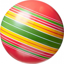 Мяч d=150 мм Полосатик