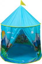 Палатка Шатер, голубой