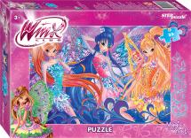 Пазлы Steppuzzle Rainbow. Winx-2 35 элементов