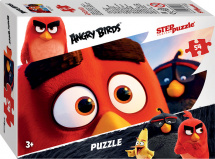 Пазлы Steppuzzle Rovio Angry Birds 54 элемента