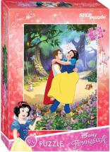 Пазлы Steppuzzle Disney Белоснежка-2 60 элементов