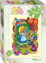 Пазлы Steppuzzle Любимые сказки 54 элемента