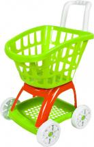Тележка Kinderway для супермаркета, салатовый