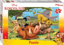 Пазлы Steppuzzle Disney. Король Лев 160 элементов