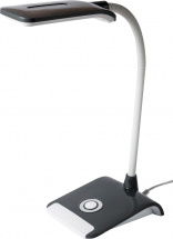 Лампа FunDesk LS3 Grey настольная светодиодная