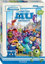 Пазлы Steppuzzle Disney-4 Университет монстров 120 элементов